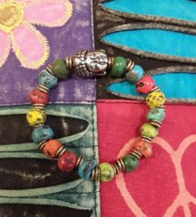 Armband im ethnischem Stil
